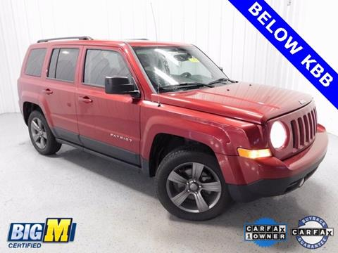 2015 Jeep Patriot for sale in Radcliff, KY