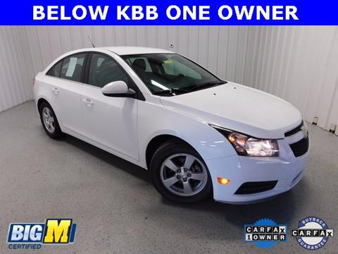 2014 Chevrolet Cruze for sale in Radcliff, KY