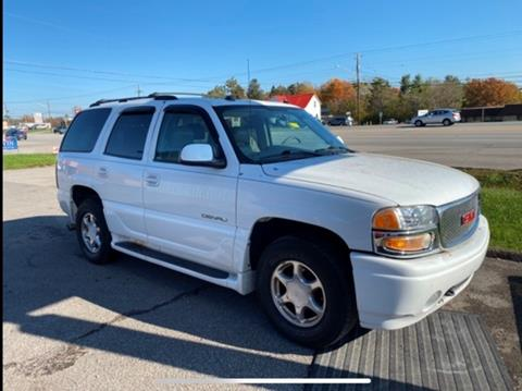2005 GMC Yukon for sale in Radcliff, KY
