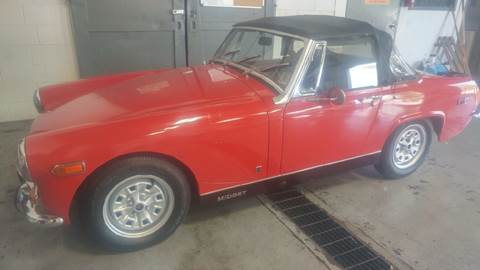 1971 MG Midget for sale in Maryland Heights, MO