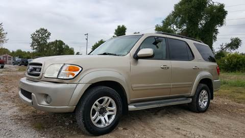 2004 Toyota Sequoia for sale in Maryland Heights, MO
