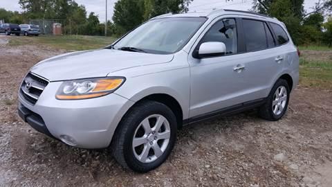 2009 Hyundai Santa Fe for sale in Maryland Heights, MO