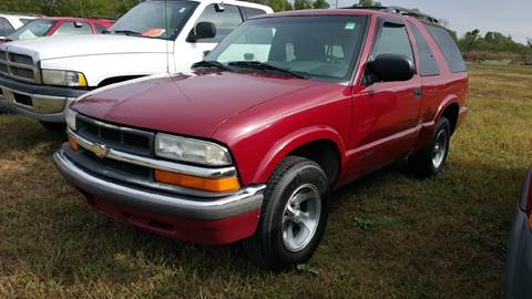 2001 Chevrolet Blazer for sale in Maryland Heights, MO