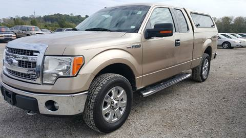 2014 Ford F-150 for sale in Maryland Heights, MO