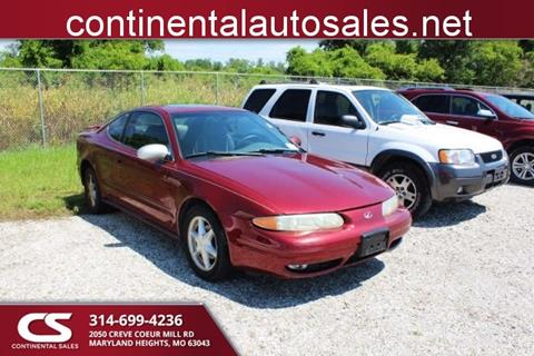 2002 Oldsmobile Alero for sale in Maryland Heights, MO
