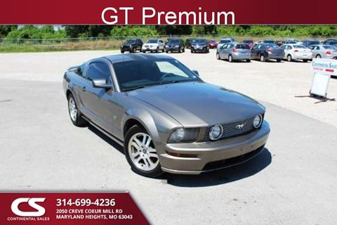2005 Ford Mustang for sale in Maryland Heights, MO