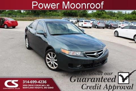 2006 Acura TSX for sale in Maryland Heights, MO