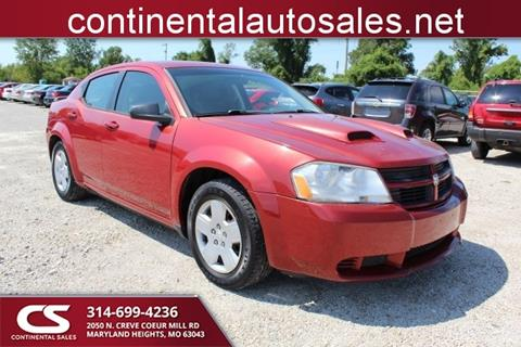 2008 Dodge Avenger for sale in Maryland Heights, MO