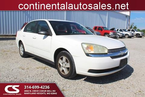 2005 Chevrolet Malibu for sale in Maryland Heights, MO