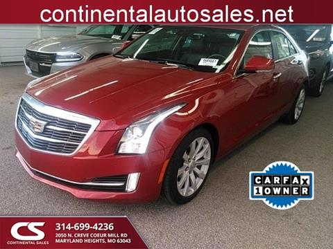 2018 Cadillac ATS for sale in Maryland Heights, MO