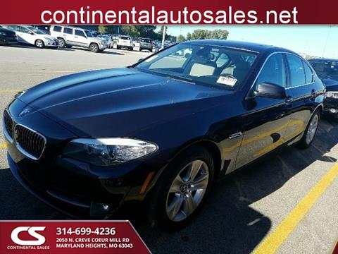 2011 BMW 5 Series for sale in Maryland Heights, MO