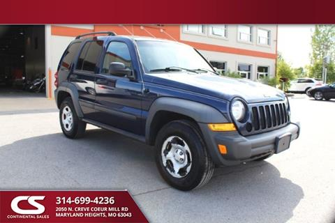 2006 Jeep Liberty for sale in Maryland Heights, MO