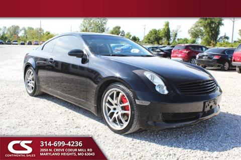 2007 Infiniti G35 for sale in Maryland Heights, MO