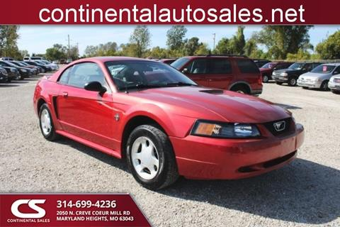 1999 Ford Mustang for sale in Maryland Heights, MO