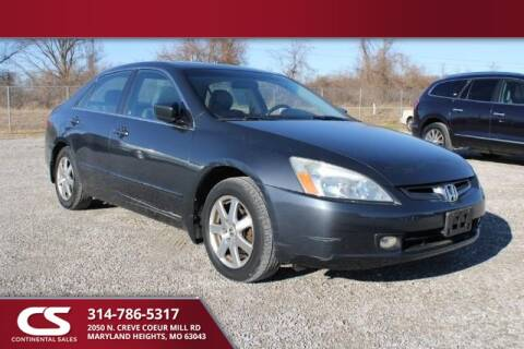 2005 Honda Accord for sale in Maryland Heights, MO