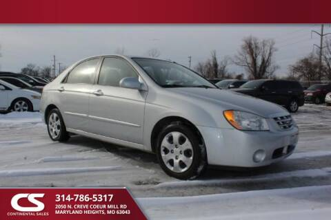 Kia Dealers St Louis >> 2006 Kia Spectra For Sale In Maryland Heights Mo