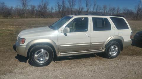 2000 Infiniti QX4 for sale in Maryland Heights, MO