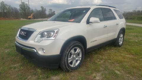 2008 GMC Acadia for sale in Maryland Heights, MO