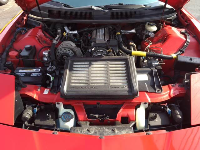1997 Pontiac Firebird Trans Am 2dr Hatchback - Uniontown PA