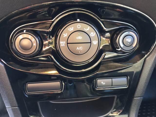 2014 Ford Fiesta SE 4dr Hatchback - Uniontown PA