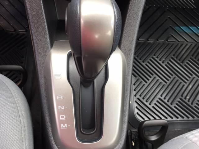 2012 Chevrolet Sonic LS 4dr Sedan w/2LS - Uniontown PA