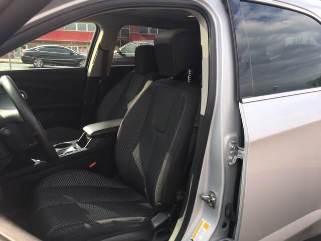 2011 Chevrolet Equinox AWD LT 4dr SUV w/1LT - Uniontown PA