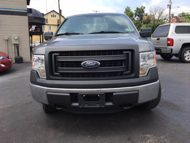 2013 Ford F-150 4x4 XL 4dr SuperCab Styleside 6.5 ft. SB - Uniontown PA