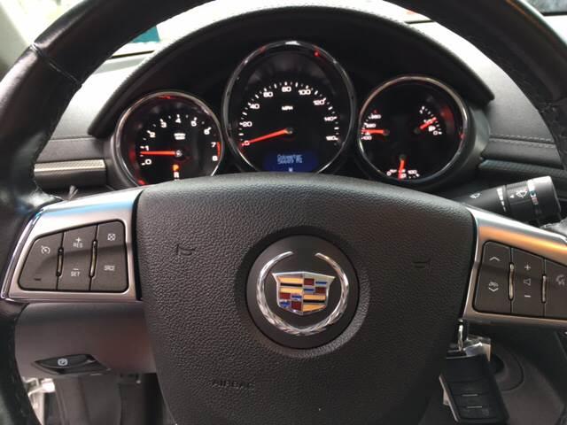 2012 Cadillac CTS AWD 3.0L 4dr Sedan - Uniontown PA