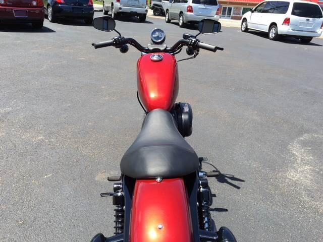 2012 Harley-Davidson Sportster 2012 Iron XL883N - Uniontown PA