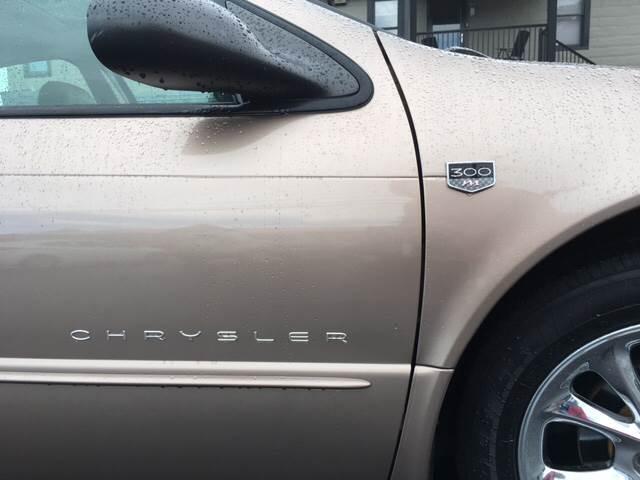 2000 Chrysler 300M 4dr Sedan - Uniontown PA