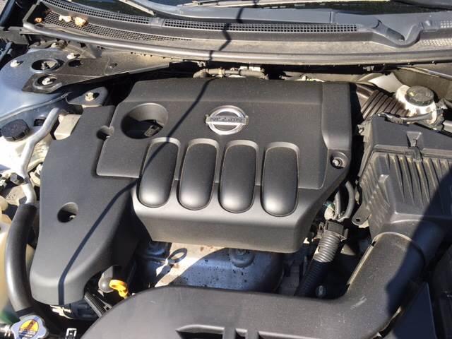 2012 Nissan Altima 2.5 S 4dr Sedan - Uniontown PA