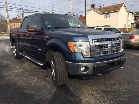 2013 Ford F-150 for sale in Uniontown, PA