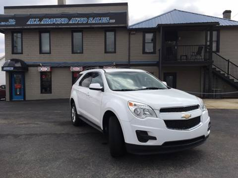 2010 Chevrolet Equinox for sale in Uniontown, PA