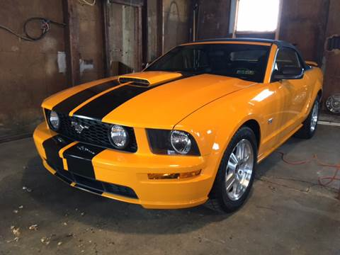 2007 Ford Mustang for sale in Uniontown, PA