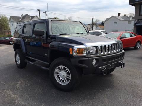 2007 HUMMER H3 for sale in Uniontown, PA