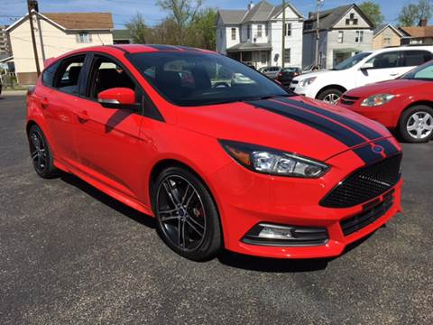 2015 Ford Focus for sale in Uniontown, PA