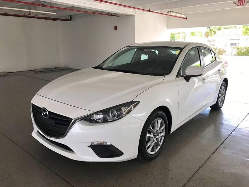 2016 Mazda MAZDA3 for sale at CHASE MOTOR in Miami FL