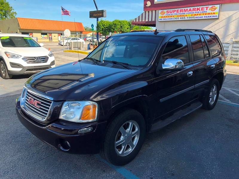 2008 GMC Envoy for sale at CHASE MOTOR in Miami FL