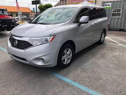 2017 Nissan Quest for sale in Miami, FL