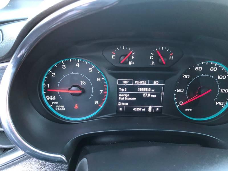 2017 Chevrolet Malibu LT 4dr Sedan In Miami FL - CHASE MOTOR