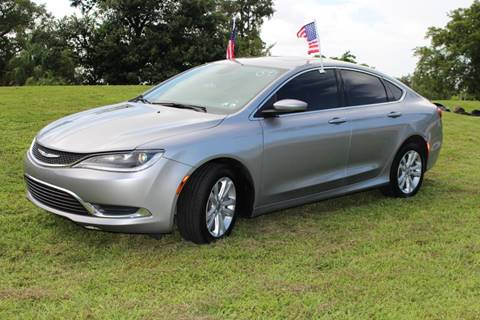 2015 Chrysler 200 for sale in Miami, FL