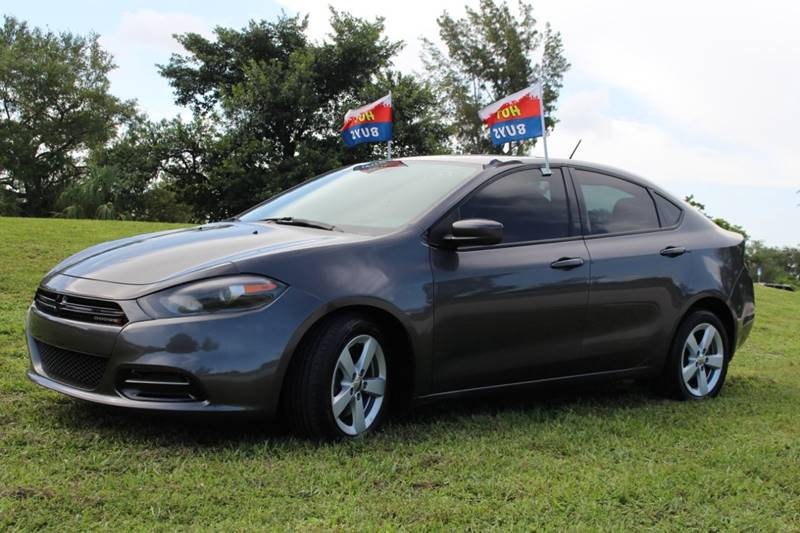 2015 Dodge Dart SXT 4dr Sedan In Miami FL - CHASE MOTOR