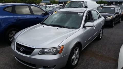 2007 Hyundai Sonata for sale at CHASE MOTOR in Miami FL