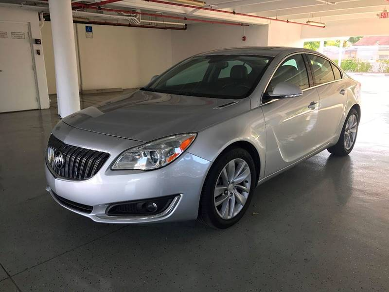 2015 Buick Regal for sale at CHASE MOTOR in Miami FL