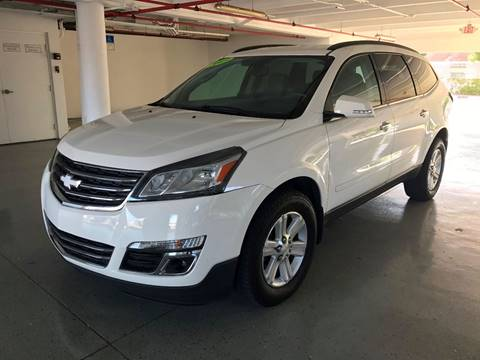 2013 Chevrolet Traverse for sale at CHASE MOTOR in Miami FL