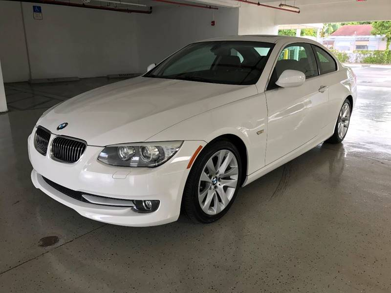 2013 BMW 3 Series for sale at CHASE MOTOR in Miami FL