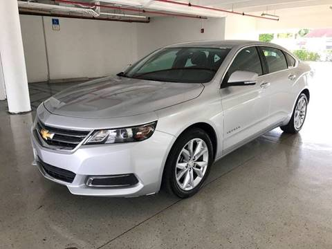 2015 Chevrolet Impala for sale at CHASE MOTOR in Miami FL