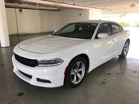2016 Dodge Charger for sale at CHASE MOTOR in Miami FL