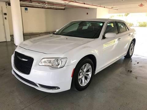 2015 Chrysler 300 for sale at CHASE MOTOR in Miami FL
