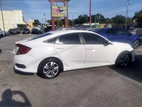 2016 Honda Civic for sale in Tampa, FL